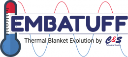 Embatuff. The best isothermal insulator for containers